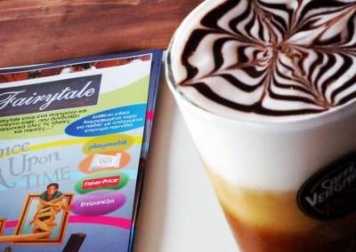 Καφές - Fairytale Γλυκά Νερά